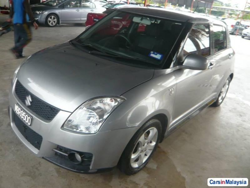 Picture of Suzuki Swift Automatic 2008