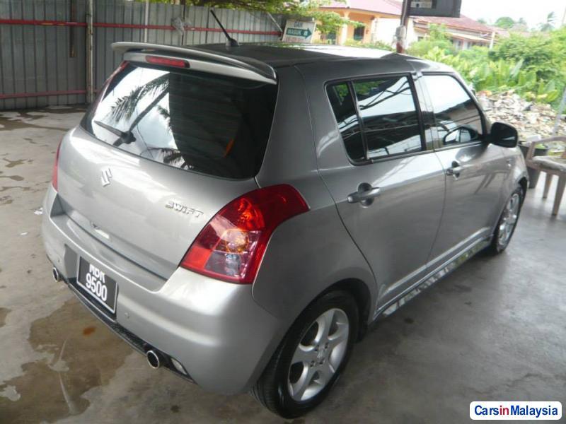Suzuki Swift Automatic 2008