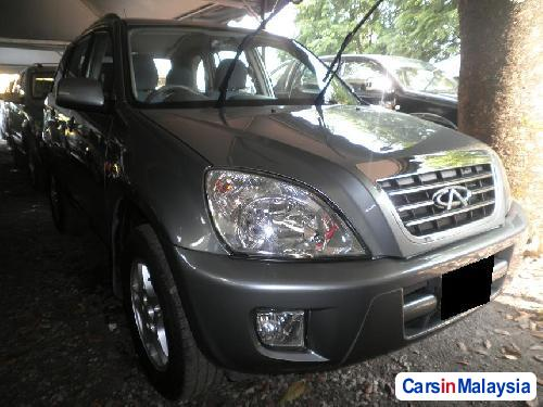 Picture of Chery Tiggo Manual 2009