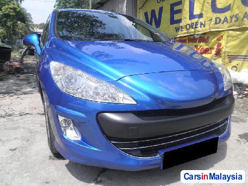 Pictures of Peugeot 308 Automatic 2010