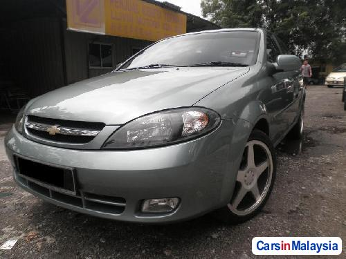 Picture of Chevrolet Optra Automatic 2007