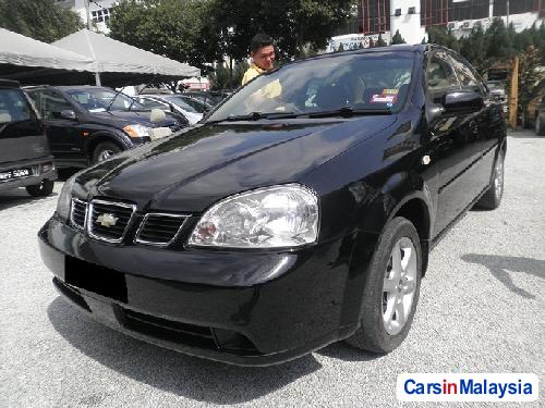 Picture of Chevrolet Optra Automatic 2004