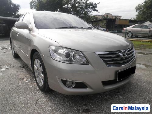 Picture of Toyota Camry Automatic 2007