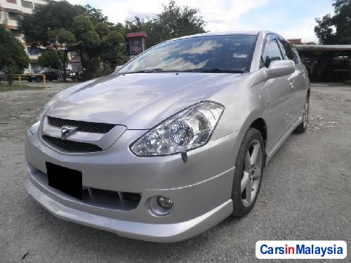 Picture of Toyota Caldina Automatic 2009