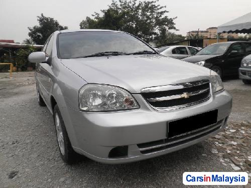 Picture of Chevrolet Optra Automatic 2006
