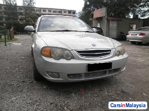 Picture of Kia Spectra Automatic 2005