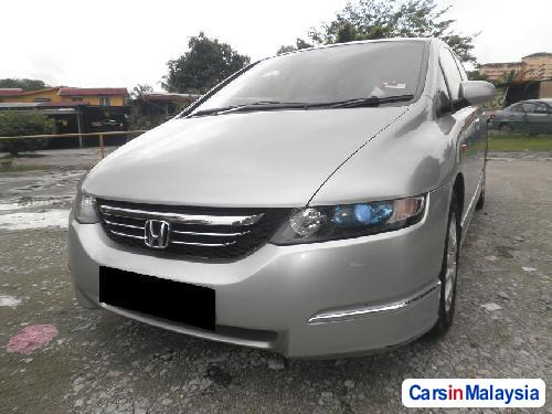 Picture of Honda Odyssey Automatic 2004
