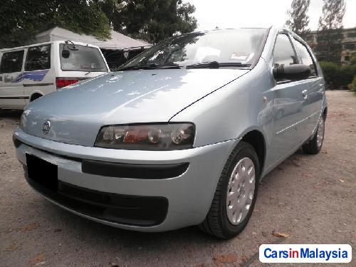 Picture of Fiat Punto Automatic 2004