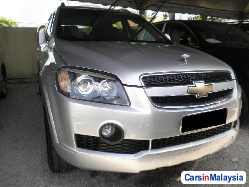 Picture of Chevrolet Captiva Automatic 2008