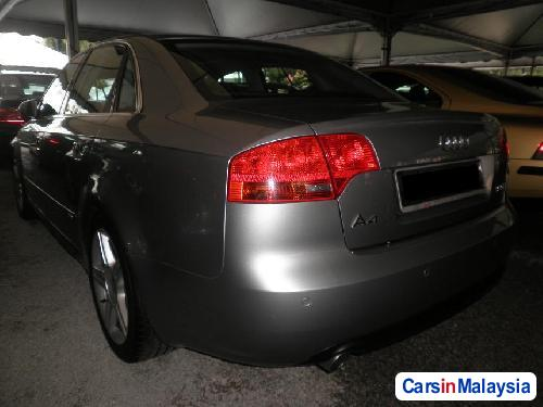 Pictures of Audi A4 Automatic 2008