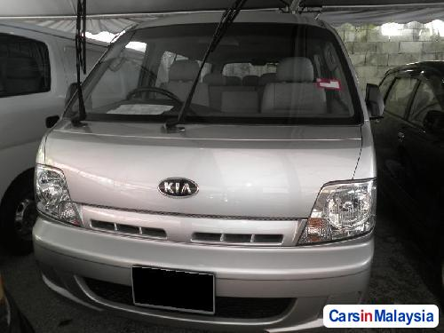 Pictures of Kia Pregio Manual 2007