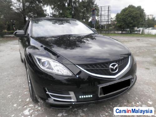Pictures of Mazda 6 Automatic 2009