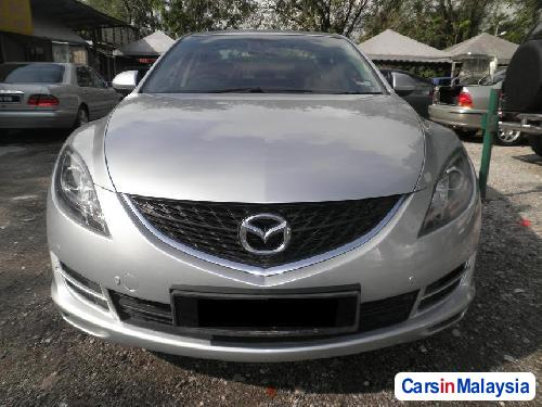 Picture of Mazda 6 Automatic 2008