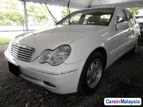 Picture of Mercedes Benz C-Class Automatic 2005