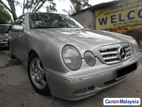 Picture of Mercedes Benz E240 Automatic 2002