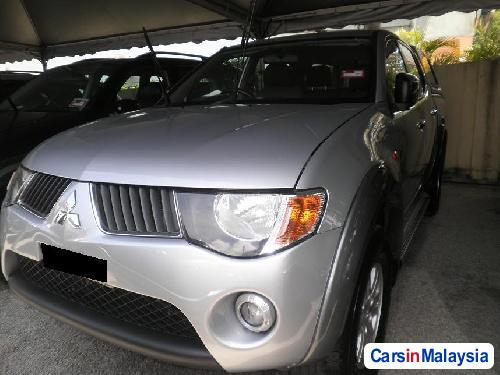 Picture of Mitsubishi Triton Automatic 2007