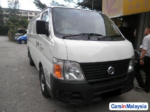 Picture of Nissan Urvan Automatic 2012
