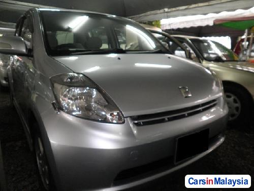 Picture of Perodua Myvi Manual 2008