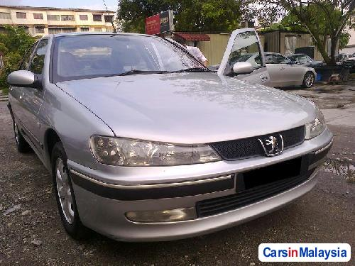 Picture of Peugeot 406 Automatic 2003