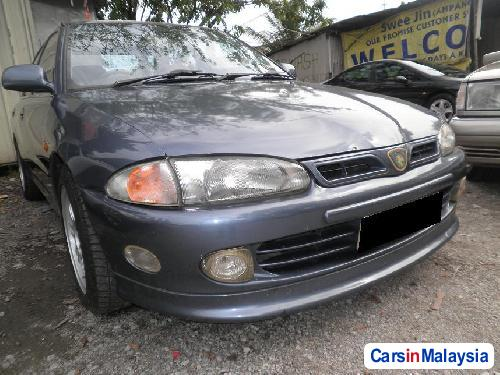 Picture of Proton Wira Manual 1996