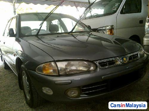 Picture of Proton Wira Manual 2001