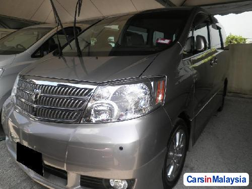 Picture of Toyota Alphard Automatic 2010