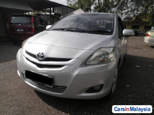 Pictures of Toyota Vios Automatic 2007