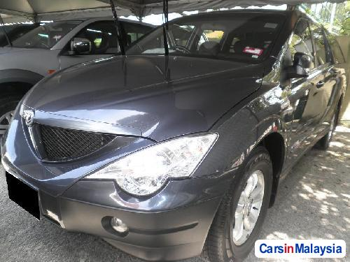Picture of Ssangyong Actyon Manual 2008