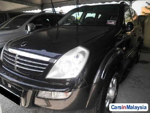 Pictures of Ssangyong Rexton Automatic 2005