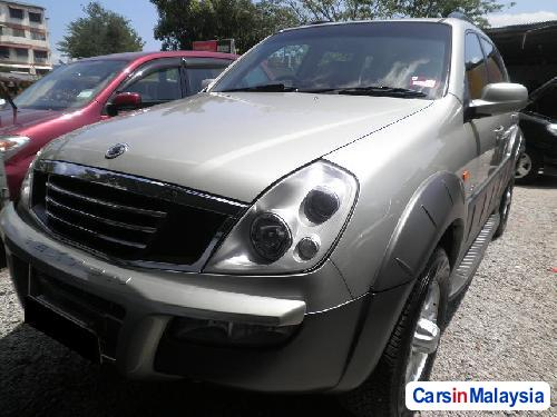 Picture of Ssangyong Rexton Automatic 2003
