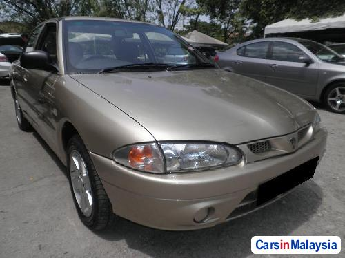 Pictures of Proton Wira Automatic 2004