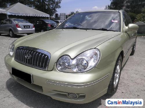 Picture of Hyundai Sonata Automatic 2004
