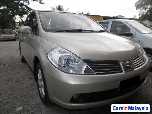 Picture of Nissan Latio Automatic 2008