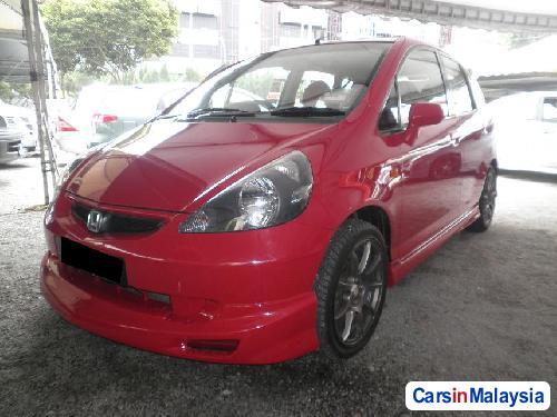 Picture of Honda Jazz Automatic 2003