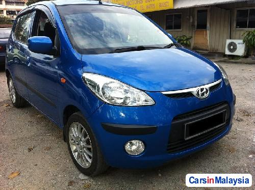 Picture of Hyundai i10 Automatic 2010