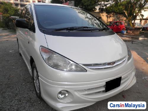 Picture of Toyota Estima Automatic 2007