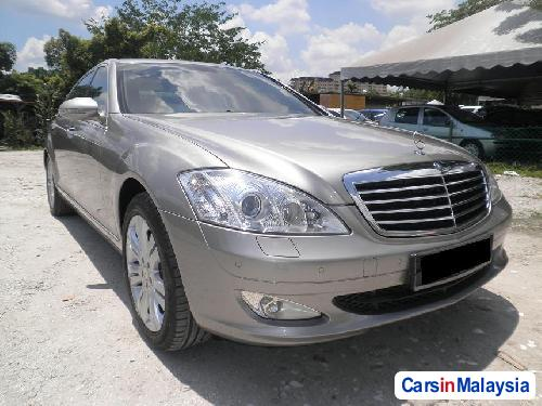 Picture of Mercedes Benz S300 Automatic 2008
