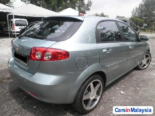 Chevrolet Optra Automatic 2007