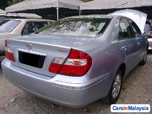 Toyota Camry Automatic 2003