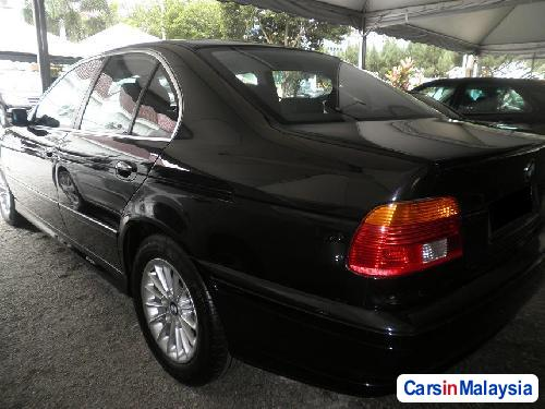 BMW 5 Series Automatic 2002