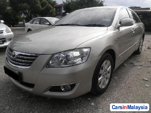 Toyota Camry Automatic 2007
