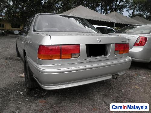 Honda Accord Manual 1992