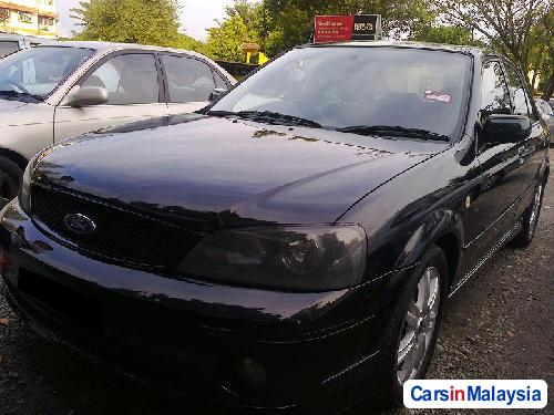 Ford Laser Automatic 2003