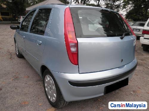 Fiat Punto Automatic 2004