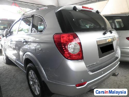 Chevrolet Captiva Automatic 2008