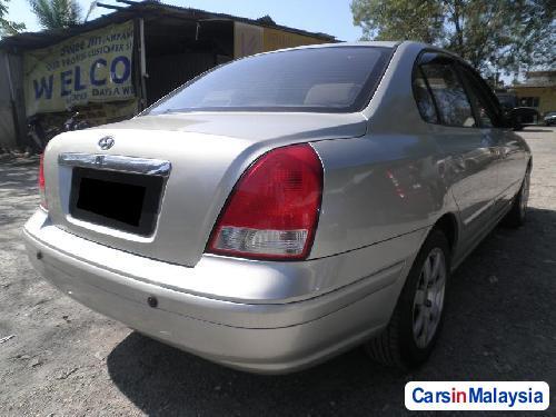 Hyundai Elantra Automatic 2002