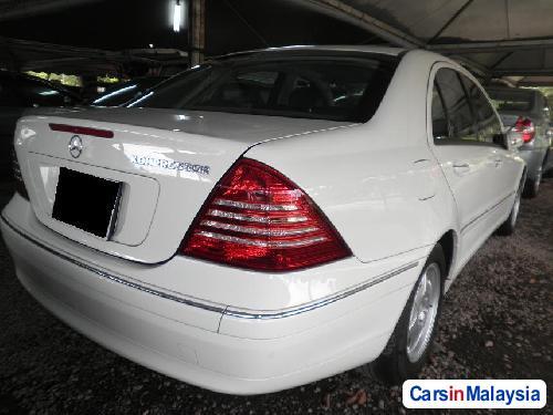Mercedes Benz C-Class Automatic 2005