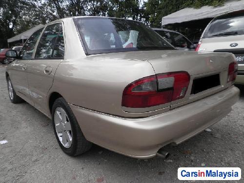 Proton Wira Automatic 2004