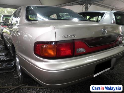 Toyota Camry Automatic 1996