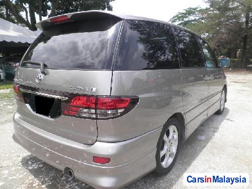 Toyota Estima Automatic 2005